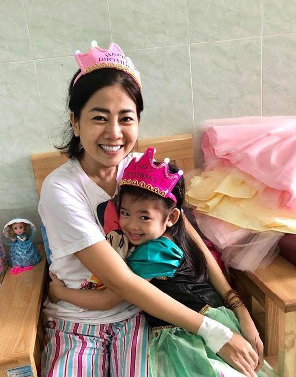 Bật khóc trước status cuối cùng Mai Phương dành cho con gái: Tình yêu của mẹ sẽ theo con đến suốt cuộc đời!-2