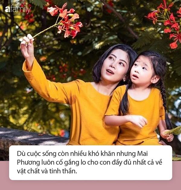 Bật khóc trước status cuối cùng Mai Phương dành cho con gái: Tình yêu của mẹ sẽ theo con đến suốt cuộc đời!-4