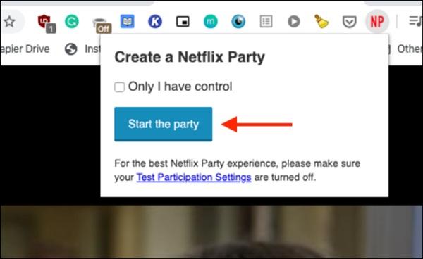 Cách xem phim với bạn bè trong những ngày bị cách ly bằng Netflix Party-5