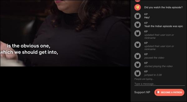 Cách xem phim với bạn bè trong những ngày bị cách ly bằng Netflix Party-8