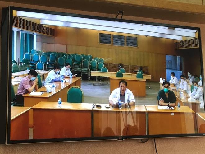 Tất cả nhân viên y tế ở Bệnh viện Bạch Mai âm tính với SARS-CoV-2-1