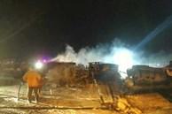 Vụ cháy nổ máy bay ở Manila: 8 nạn nhân là người Philippines, Mỹ, Canada
