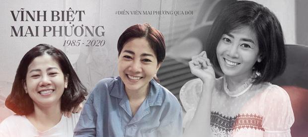 Bức ảnh xúc động nhất hôm nay: NSND Hồng Vân chia sẻ khoảnh khắc Mai Phương bên cố nghệ sĩ Anh Vũ và lý do không tới tang lễ-4