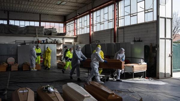 Vì sao tỷ lệ tử vong vì virus ở Italy cao nhất hành tinh?-1