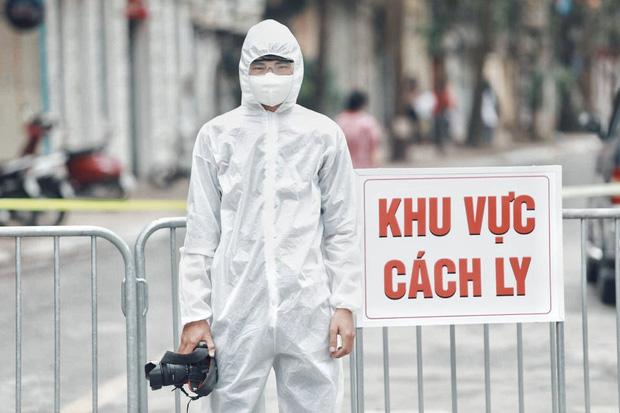 Câu chuyện về các phóng viên lăn xả vào điểm nóng để có được những hình ảnh, tin bài chân thực nhất trong mùa dịch Covid-19 tại Việt Nam-10
