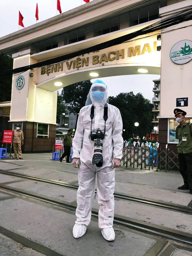 Câu chuyện về các phóng viên lăn xả vào điểm nóng để có được những hình ảnh, tin bài chân thực nhất trong mùa dịch Covid-19 tại Việt Nam-14