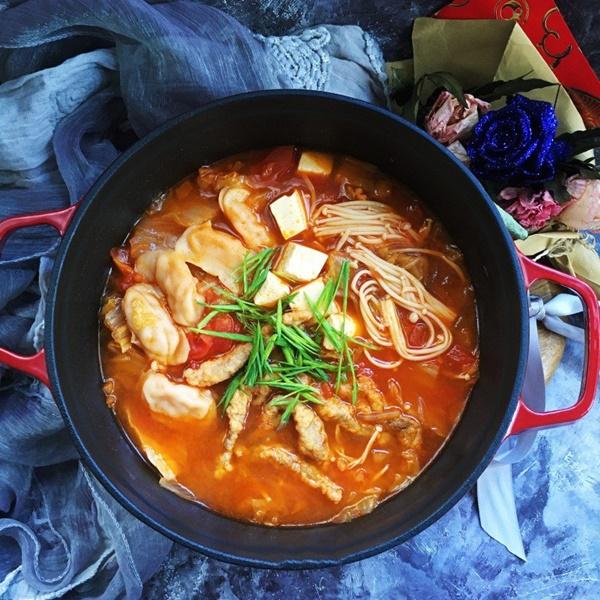 Tôi học được cách nấu miến ngon ngất ngây của người Hàn, ăn hoài không sợ tăng cân-5