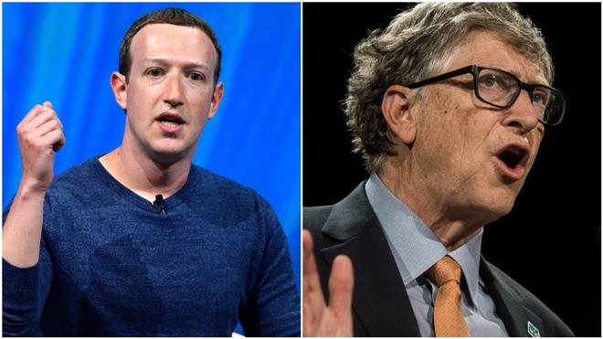 """Bill Gates chung tay với ông chủ"""" Facebook trong dự án điều trị Covid-19-1"""