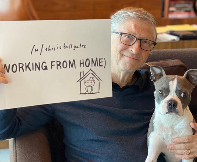 """Bill Gates chung tay với ông chủ"""" Facebook trong dự án điều trị Covid-19-2"""