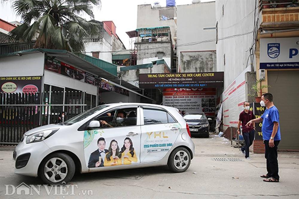 """Taxi công nghệ tung chiêu độc"""" đối phó với dịch bệnh Covid-19-1"""