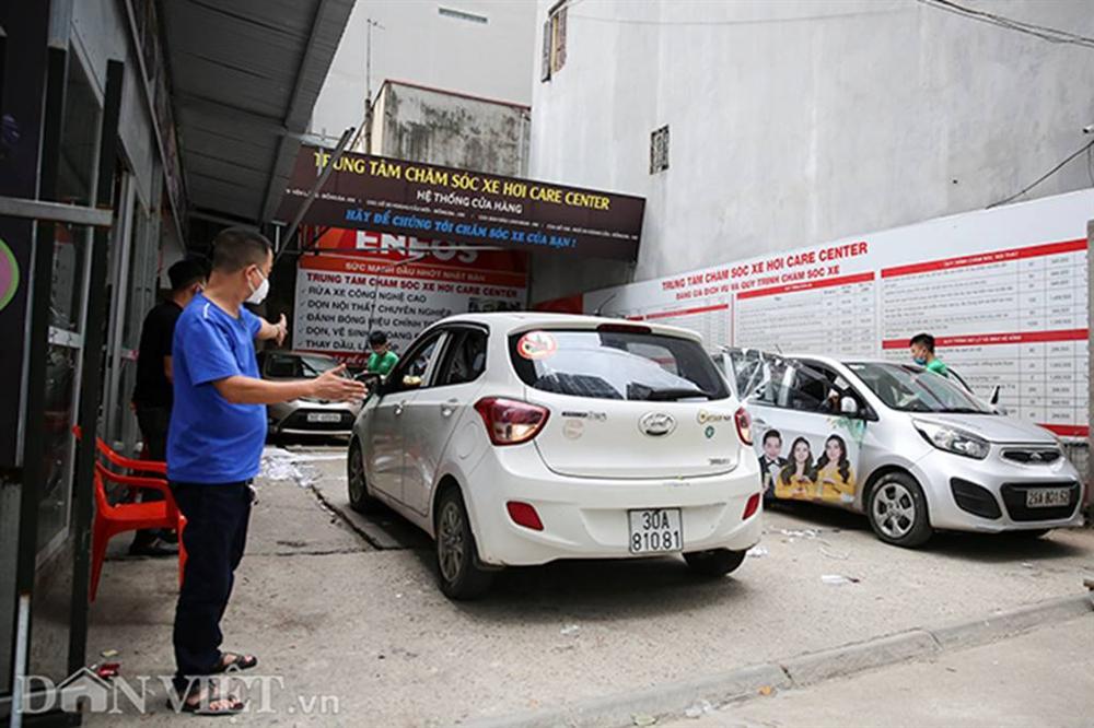 """Taxi công nghệ tung chiêu độc"""" đối phó với dịch bệnh Covid-19-10"""