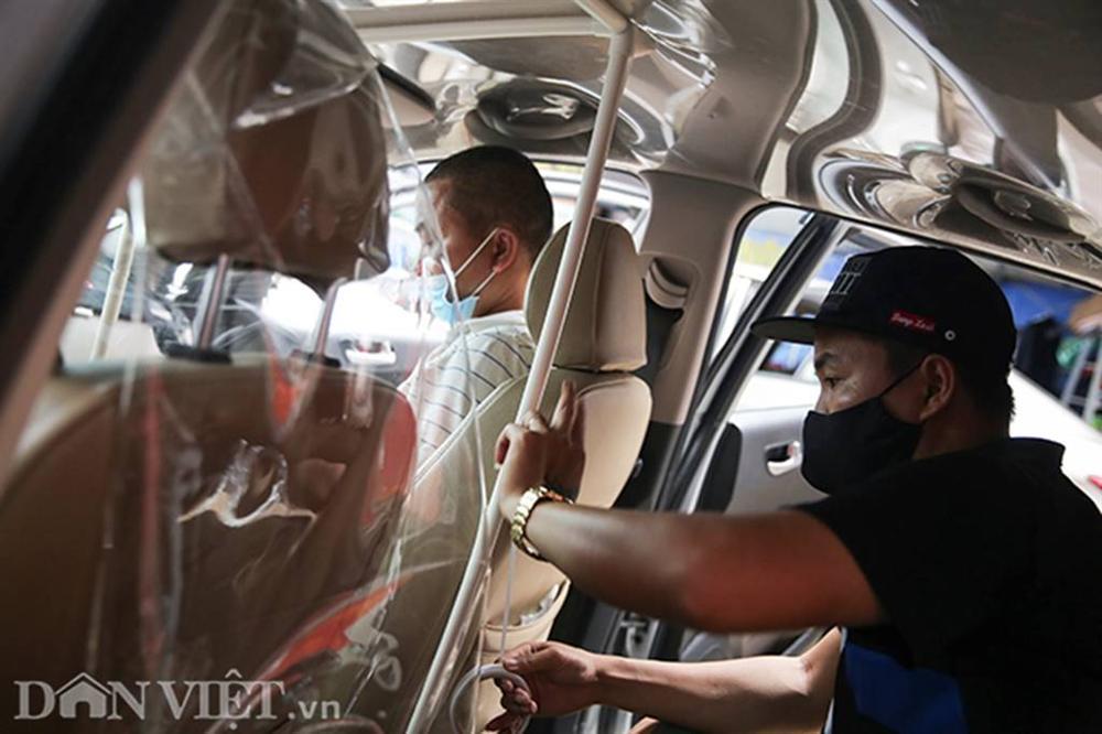 """Taxi công nghệ tung chiêu độc"""" đối phó với dịch bệnh Covid-19-2"""