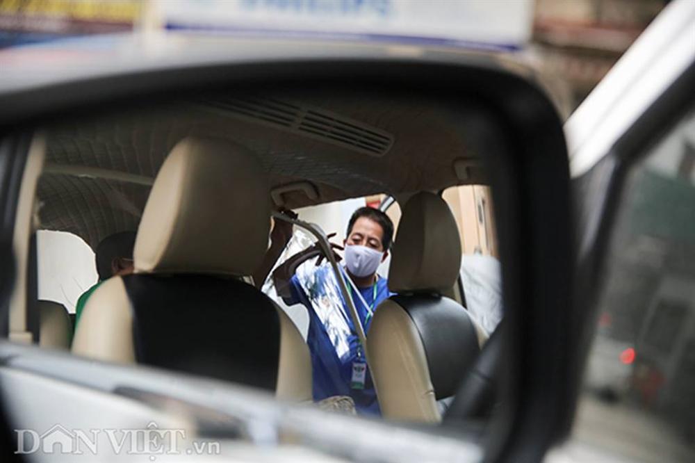 """Taxi công nghệ tung chiêu độc"""" đối phó với dịch bệnh Covid-19-6"""