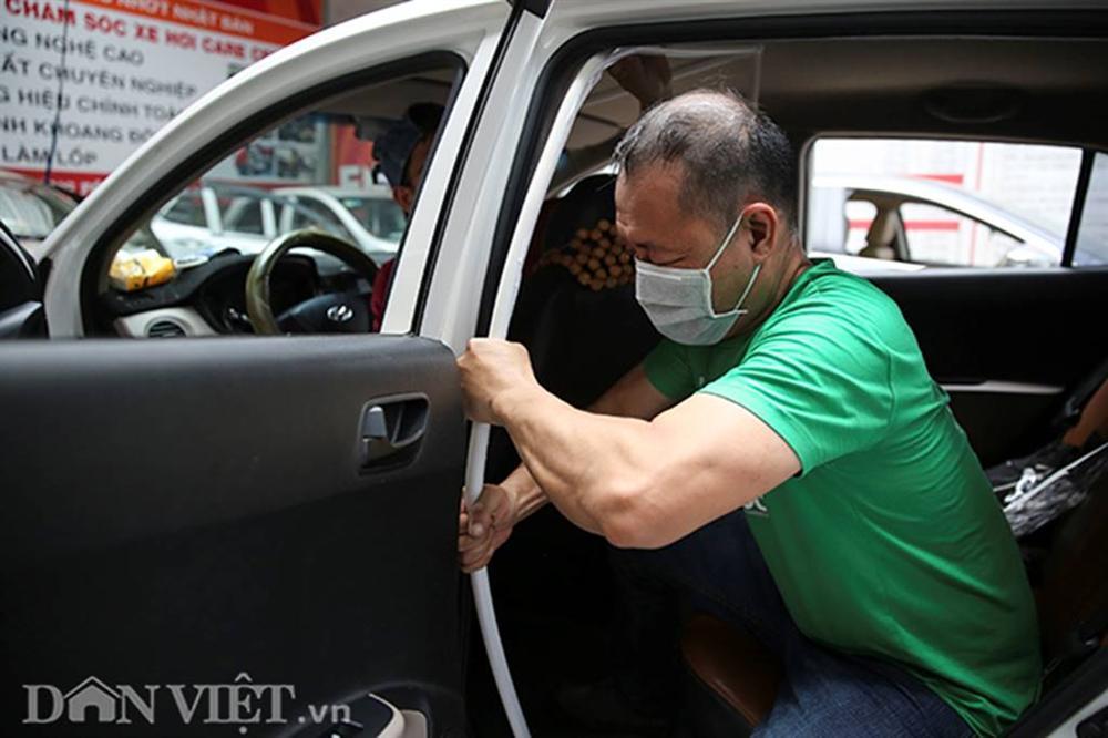"""Taxi công nghệ tung chiêu độc"""" đối phó với dịch bệnh Covid-19-7"""