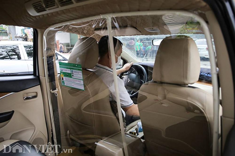"""Taxi công nghệ tung chiêu độc"""" đối phó với dịch bệnh Covid-19-9"""