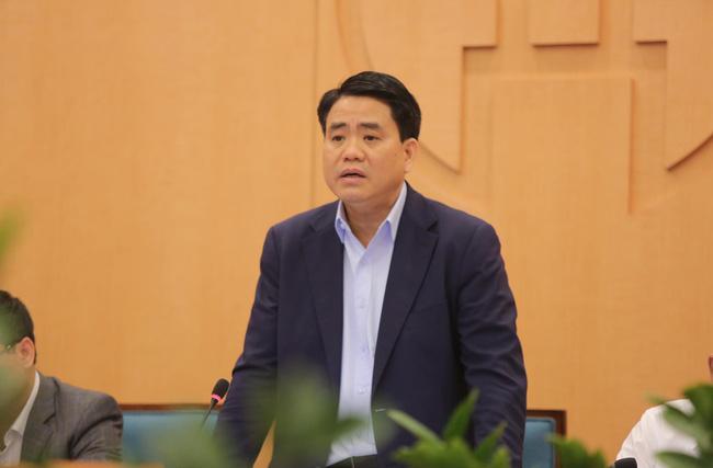 Chủ tịch Hà Nội kiến nghị Thủ tướng cho công sở nghỉ việc-1