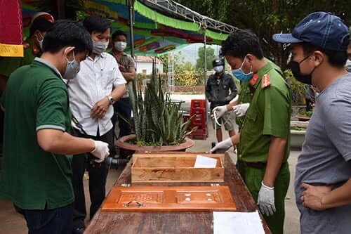 Sự thật vụ nhà sư và nữ phật tử bị giết trong chùa ở Bình Thuận-1