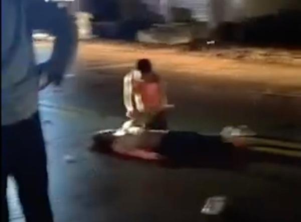 Tài xế tông người đi bộ bất tỉnh, hành động ngay sau khi gây ra tai nạn mới thu hút sự chú ý của mọi người-2