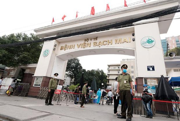 Công ty Trường Sinh không chỉ cung cấp dịch vụ cho Bệnh viện Bạch Mai-1