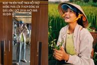 Diện đồ làm ruộng đến ngân hàng, H'Hen Niê đích thị là nàng Hậu ăn mặc bình dân nhất Vbiz