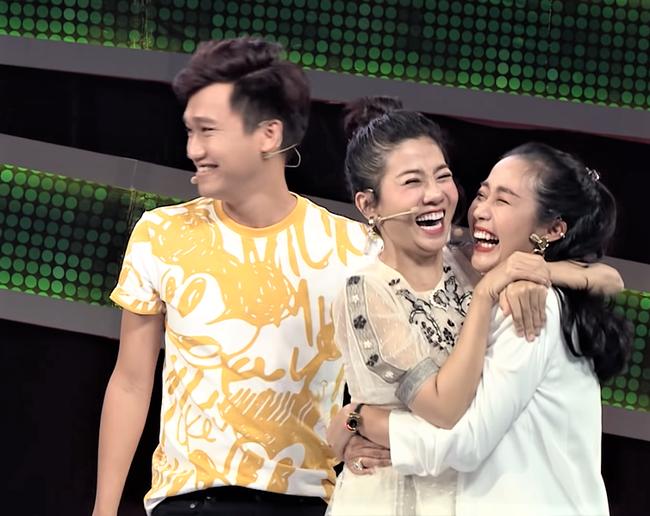 Rơi nước mắt với hình ảnh Trường Giang bịt micro nhắc đáp án, giúp Mai Phương nhận thưởng 80 triệu trước khi mất-1