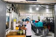Nhân viên của Trường Sinh cung cấp thức ăn ở BV Nội Tiết không liên quan Bạch Mai