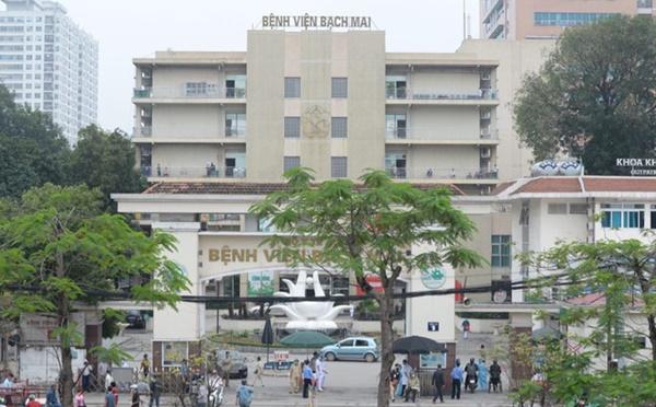 Hà Nội: Phát hiện trường hợp vợ nhân viên bếp ăn Bệnh viện Bạch Mai dương tính Covid-19-1