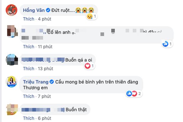 NS Trịnh Kim Chi, Gia Bảo cùng nhiều đồng nghiệp không nén được đau thương trong đêm trước khi tiễn biệt Mai Phương về nơi an nghỉ cuối cùng-4