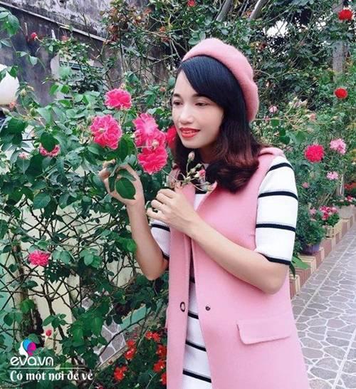 Cô giáo xứ Thanh cải tạo vườn trống, 4 năm sau có ngôi nhà hoa hồng đẹp như mơ-1