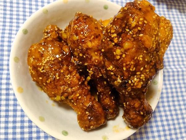 Cơm gà sốt mơ chua ngọt và 7 công thức chế biến thịt gà ăn là mê-5