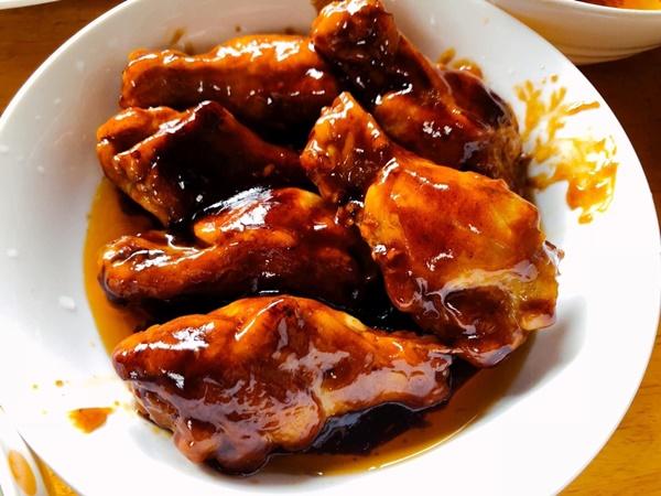 Cơm gà sốt mơ chua ngọt và 7 công thức chế biến thịt gà ăn là mê-6