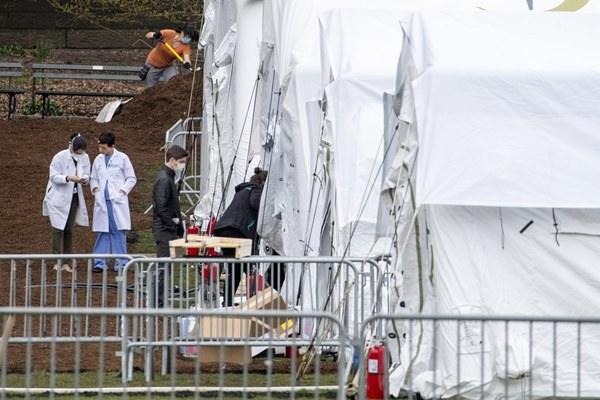 Ca tử vong vì virus corona mới tại Pháp tăng cao chưa từng thấy-2
