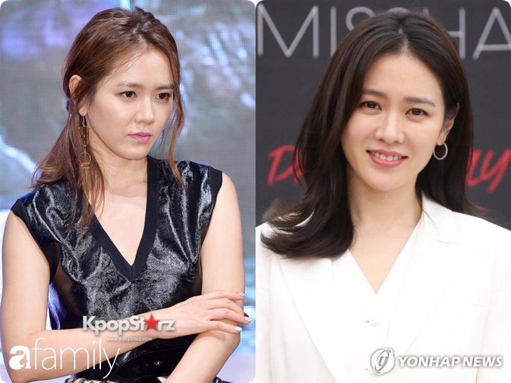 Nhan sắc hoàn hảo như chị đẹp Son Ye Jin cũng có lúc bị dìm không thương tiếc chỉ vì kiểu tóc rối bời hay màu son hồng cánh sen-1