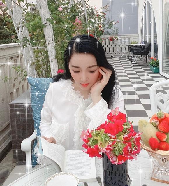 Khu vườn rau sạch trong biệt thự của Hoa hậu Đền Hùng Giáng My-3