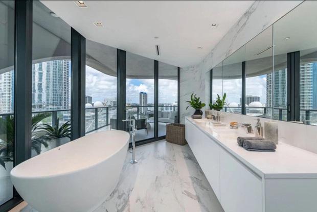 Choáng với căn hộ siêu khủng nhà Beckham mới tậu: Nằm trên tòa tháp cao nhất thành phố, phòng ốc rộng mênh mông lại có chỗ đáp trực thăng riêng-5