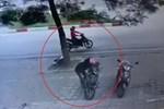 2 tên trộm xe bị bắt ngay khi gây án-1