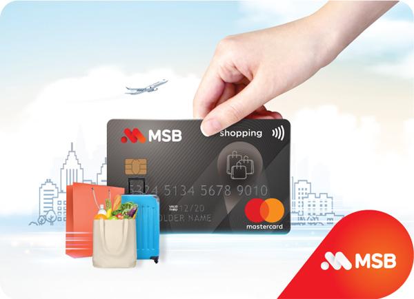 Ra mắt thẻ tín dụng Siêu Miễn Phí MSB Mastercard, ưu đãi hấp dẫn-1