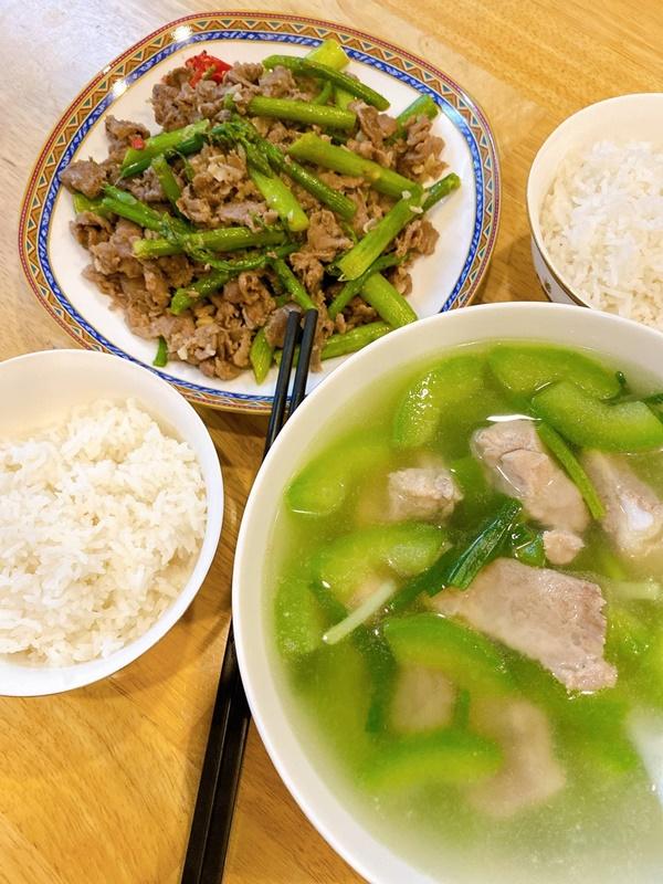 Nàng dâu Việt gợi ý thực đơn nấu ăn cho 2 người ngon như nhà hàng-11