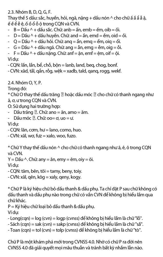 Tiếng Việt không dấu chính thức được cấp bản quyền, tác giả hy vọng chữ mới có thể được đưa vào giảng dạy cho học sinh-10