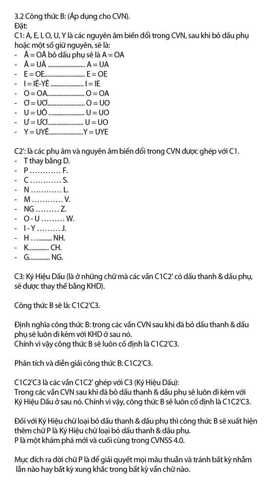 Tiếng Việt không dấu chính thức được cấp bản quyền, tác giả hy vọng chữ mới có thể được đưa vào giảng dạy cho học sinh-13