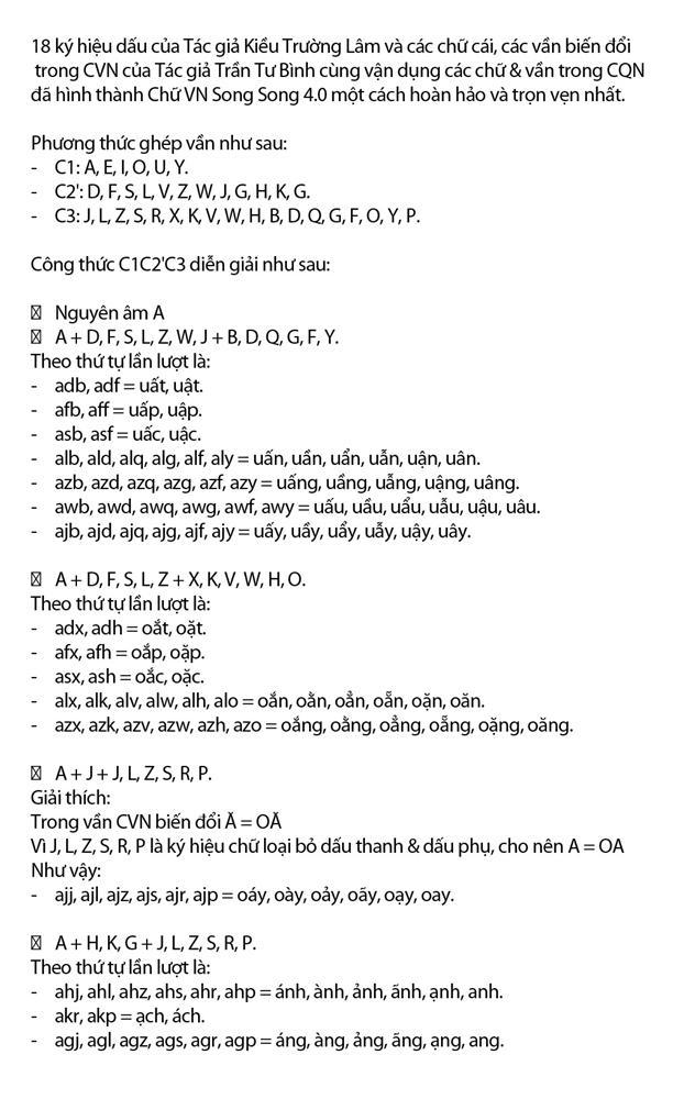 Tiếng Việt không dấu chính thức được cấp bản quyền, tác giả hy vọng chữ mới có thể được đưa vào giảng dạy cho học sinh-14