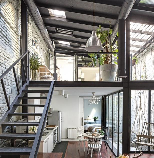 Ngôi nhà 30m² khiến chủ nhân chỉ muốn ở trong nhà do cách thiết kế kết hợp không gian sống và sở thích giải trí cá nhân-1