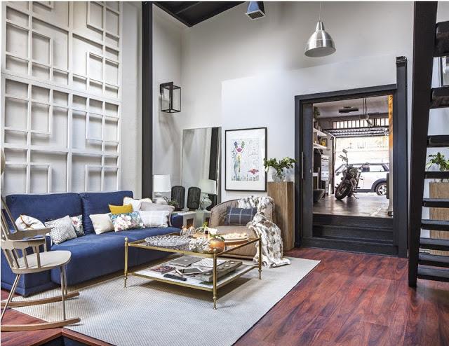 Ngôi nhà 30m² khiến chủ nhân chỉ muốn ở trong nhà do cách thiết kế kết hợp không gian sống và sở thích giải trí cá nhân-5