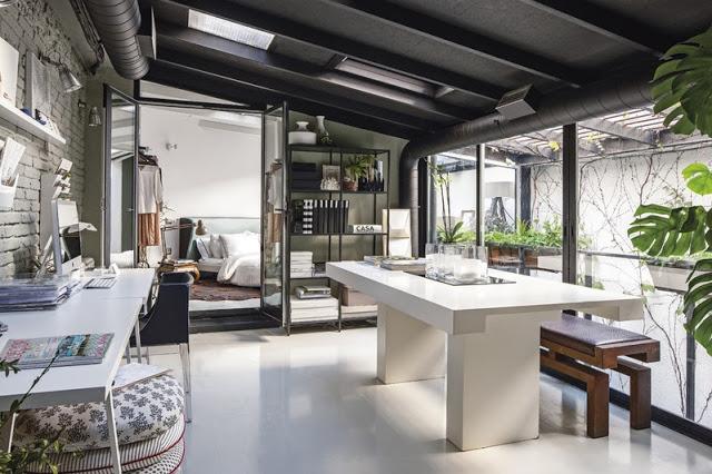 Ngôi nhà 30m² khiến chủ nhân chỉ muốn ở trong nhà do cách thiết kế kết hợp không gian sống và sở thích giải trí cá nhân-8
