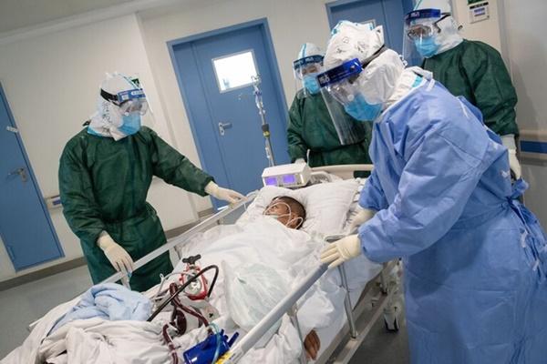 Một bệnh nhân nhiễm virus trong 49 ngày nhưng có rất ít triệu chứng-1