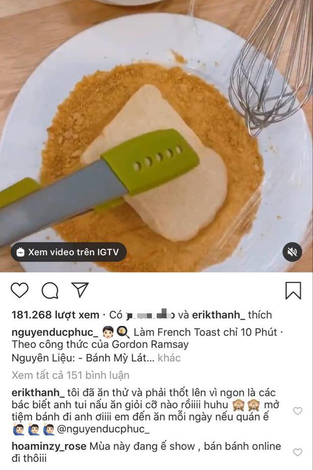 Không nhà hàng đắt đỏ, sao Vbiz tiết kiệm với mâm cơm nhà mùa dịch: Tóc Tiên nịnh chồng món ngon, Băng Di nấu bữa chỉ 50K-23