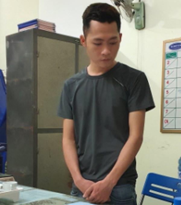 Táo tợn cướp ngân hàng Vietcombank-3