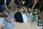 Táo tợn cướp ngân hàng Vietcombank