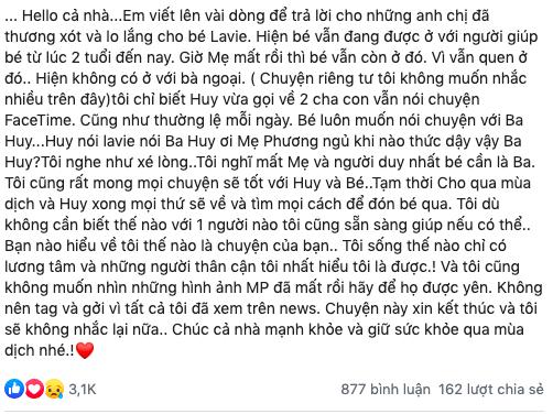Phùng Ngọc Huy lên kế hoạch về Việt Nam đón con gái, thắt lòng khi Lavie hỏi: Mẹ Phương ngủ khi nào thức dậy vậy ba-1