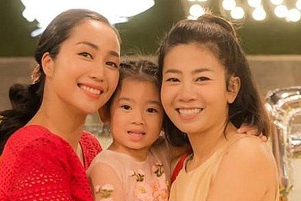 Ốc Thanh Vân lộ tình trạng hiện tại của con gái Mai Phương,